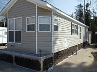 2009 Breckenridge 2 Bedroom Park Model Trailer