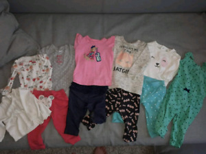 Baby girl 9 month outfits