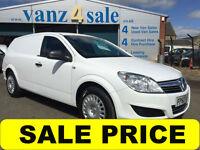 2010 - Vauxhall Astravan 1.7CDTi 16v 2007MY Club