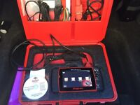 Snap On Solus Ultra! Diagnostic scanner every cable needed v14.4