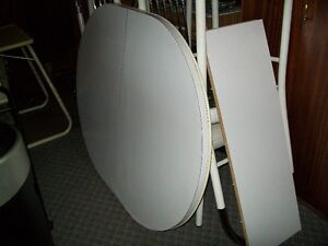 White table and 4 chairs price change