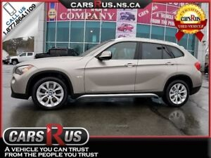 2012 BMW X1 xDrive28i AWD!!