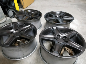 Acura TL 2nd gen wheels 17""