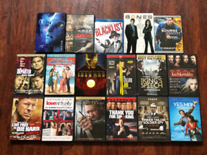 DVD Movies  - Over 20 for $10