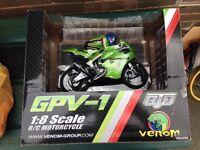 Venom gpv1 Rc bike