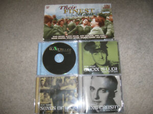 Music From A World At War-4 cd set-3 hours of Music + bonus