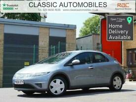 image for 2008 Honda Civic 1.4i-DSI SE Plus Hatchback Petrol Manual