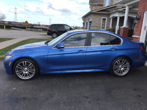 "2015 BMW 335i Fully Loaded ""SUPERMAN"""