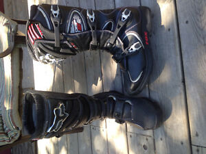 Fox riding boots comp 5 size 14