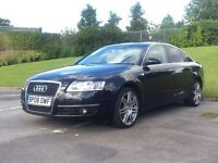 Audi A6 special edition. RS4 alloys. 2008. Diesel. Px/Swaps. Offers?