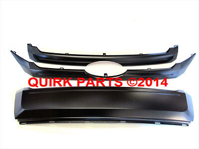 2011-2014 Ford Edge Front Radiator Primed Paint To Match Grille Inserts OEM NEW