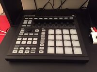 NI Maschine mk2 plus software and licence