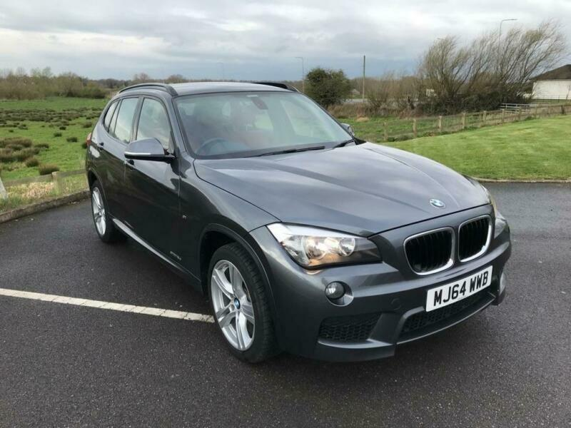2014 Bmw X1 2 0 18d M Sport Suv 5dr Diesel Manual Sdrive 128 G Km 141 Bhp In Helsby Cheshire Gumtree