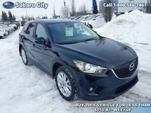 2015 Mazda CX-5 GT,SUNROOF,LEATHER,AWD,ALUMINUM WHEELS WITH EXTR