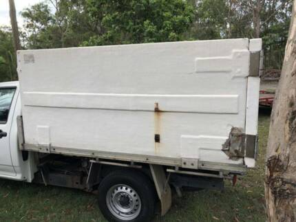 Alloy Ute Tray and Canopy | Auto Body parts | Gumtree Australia Gold ...