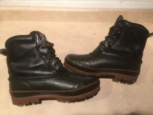 Men's Rugged Outback Winter Boots Size 8 London Ontario image 5