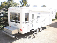 2006 Gulfstream Mako 5th Wheel