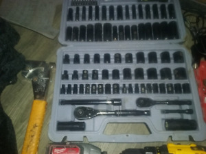 Pro series stanley socket set