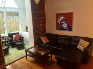 GORGEOUS, LOFT-STYLE 1 BDRM CONDO FOR RENT IN DOWNTOWN HALIFAX