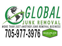 Global Junk Removal - Peterborough - 705-977-3976