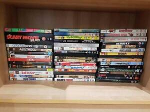 Various DVD's Ferntree Gully Knox Area Preview