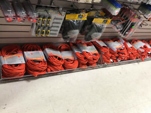 HEAVY DUTY EXTENSION CORDS INDOOR / OUTDOOR CORD FROM $6
