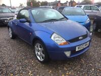2003 FORD STREETKA 1.6i Luxury 2dr CONVERTIBLE