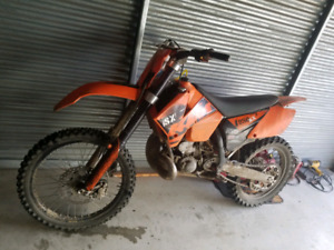 2006 250sx with ownership and upgrades first 2500 takes it