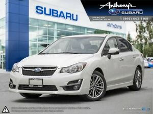 2015 Subaru Impreza Limited Tech 4dr