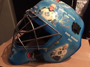 FULL SIZE GOALIE TRIBUTE MASKS