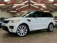 2015 Land Rover Range Rover Sport 3.0 SD V6 Autobiography Dynamic 4X4 (s/s) 5dr
