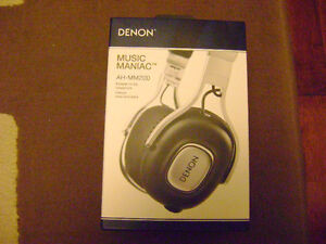 DENON PORTABLE HEADPHONES