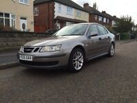 2005 55 plate Saab 9-3 1.8T linear 150 BHP! Must been seen £995