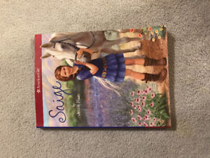 American girl saige book