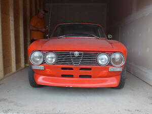 1972 Alfa Romeo Other GTV 2000 Coupe (2 door)