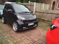 Smart car brabus rep.. Great mpg and looks