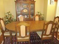 Formal Dining Rm. Suite - Excellent Condition $600.00 OBO