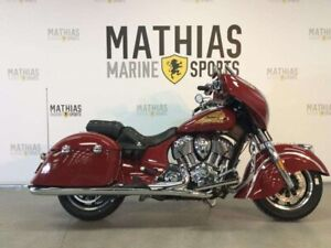 2018 Indian CHIEFTAIN CLASSIC