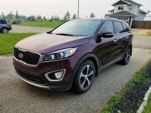 2018 Kia Sorento EX Turbo | LOW KM | Leather