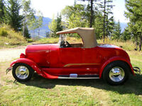 1929 Ford Model A Roadster - Excellent Condition