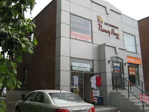 COMMERCIAL SPACE FOR RENT ON 2ND FLOOR NEXT TO METRO STATION