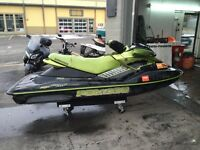 Sea-doo rxt supercharged 215 hp