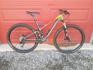 DEVINCI ATLAS CARBON 29ER FULL SUSPENSION