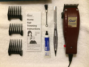 OSTER HAIR CLIPPERS