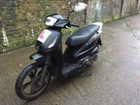 2013 Peugeot Tweet RS 125cc learner legal 125 cc scooter. Nice cheap scooter. Everything works.