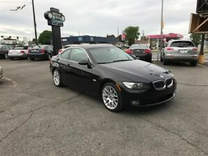 BMW 3 Series COUPE-328xi AWD-JAMAIS ACCIDENTER 2008