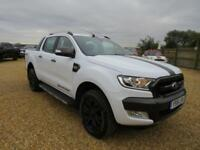 Ford Ranger Wildtrak 4x4 Dcb Tdci DIESEL MANUAL 2016/16