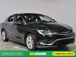 2016 Chrysler 200 Limited  CAMERA