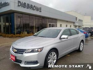 2016 Chevrolet Impala 1LT  - Certified - Remote Start