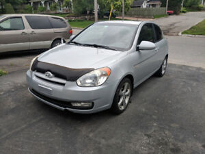 2009 Hyundai Accent GS Sport Coupé - 171 000 KM